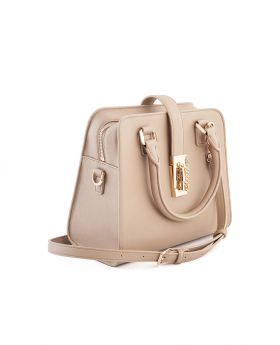 Small White Backpack