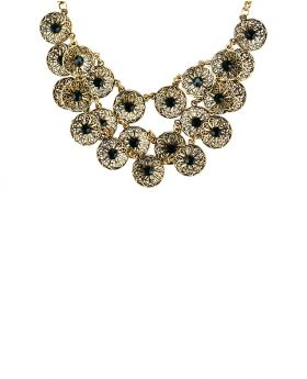 Prime Initial Necklace