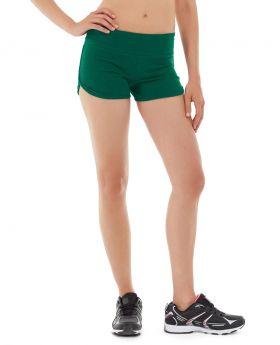 Fiona Fitness Short-28-Green