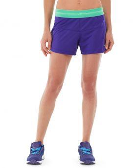 Sybil Running Short-30-Purple