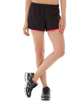 Ana Running Short-28-Black