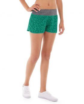Erika Running Short-30-Green